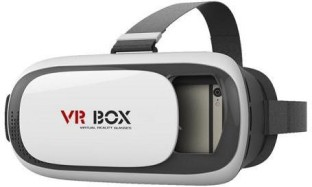 Karimobz VR Headset Video Glasses  (White)