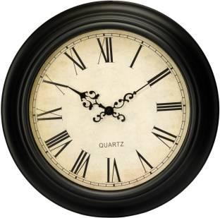 Basement Bazaar Analog 35 cm Dia Wall Clock