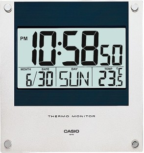 casio digital wall clock price in india buy casio digital wall clock online at flipkartcom