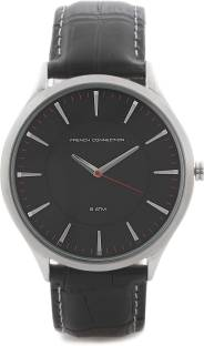 fcuk watches buy fcuk watches online at s best online fcuk fc1166bgj glitz analog watch for men