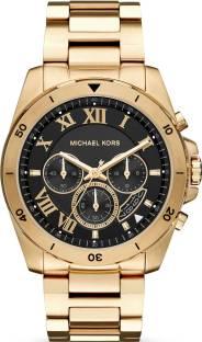 50257e46ea3 Michael Kors MK8446 Lexington Chronograph Green Dial Watch - For Men ...