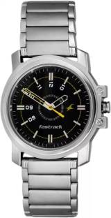fastrack watches buy fastrack watches for men women online at fastrack ng3039sm02 basics analog watch for men