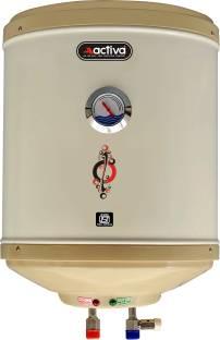 Activa 15 L Storage Water Geyser (AMAZON 5 STAR, IVORY)