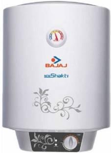 BAJAJ 10 L Storage Water Geyser (New Shakti 10Lit Storage Water Heater, White)