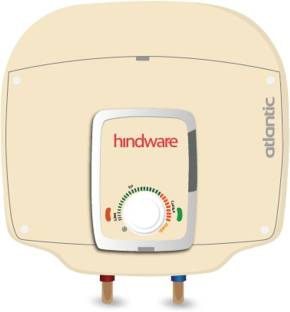 Hindware 15 L Storage Water Geyser (Atlantic 15 Ltr SWH 15 AM Ivory, Ivory)