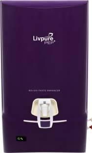 LIVPURE Pep Plus 7 L RO + UV Water Purifier