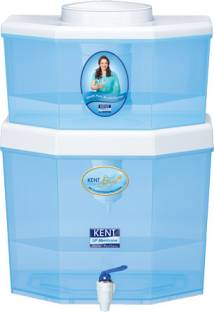 KENT GOLD STAR (11018) 22 L Gravity Based + UF Water Purifier