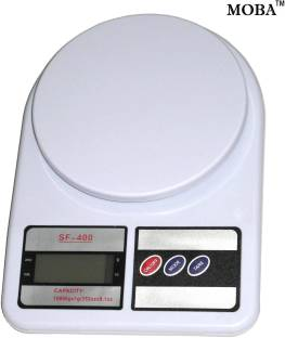 Moba 1gm To 10kg Electronic Kitchen Weighing Scale