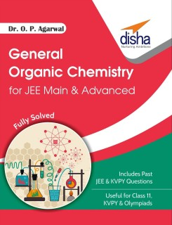 General Organic Chemistry for JEE Main & JEE Advanced price comparison at Flipkart, Amazon, Crossword, Uread, Bookadda, Landmark, Homeshop18