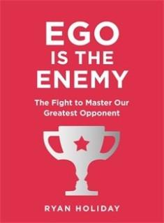 Ego is the Enemy price comparison at Flipkart, Amazon, Crossword, Uread, Bookadda, Landmark, Homeshop18