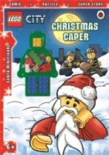 LEGO CITY: Christmas Caper Activity Book with Minifigure price comparison at Flipkart, Amazon, Crossword, Uread, Bookadda, Landmark, Homeshop18