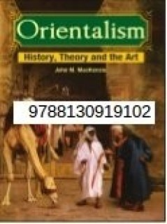 Orientalism: History, Theory and the Arts price comparison at Flipkart, Amazon, Crossword, Uread, Bookadda, Landmark, Homeshop18