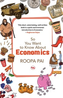 So You Want to Know About Economics price comparison at Flipkart, Amazon, Crossword, Uread, Bookadda, Landmark, Homeshop18