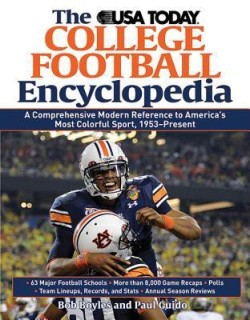 The USA Today College Football Encyclopedia price comparison at Flipkart, Amazon, Crossword, Uread, Bookadda, Landmark, Homeshop18
