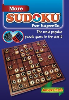 More Sudoku for Experts (Maple) price comparison at Flipkart, Amazon, Crossword, Uread, Bookadda, Landmark, Homeshop18