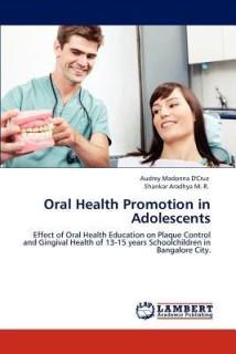 Oral Health Promotion in Adolescents price comparison at Flipkart, Amazon, Crossword, Uread, Bookadda, Landmark, Homeshop18