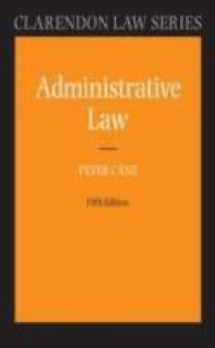 ADMINISTRATIVE LAW 5E CLS:NCS P 5 Rev ed Edition price comparison at Flipkart, Amazon, Crossword, Uread, Bookadda, Landmark, Homeshop18