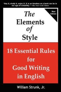 elements of style strunk pdf