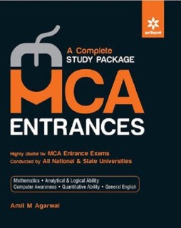 A Complete Study Pacakage for MCA Entrances price comparison at Flipkart, Amazon, Crossword, Uread, Bookadda, Landmark, Homeshop18