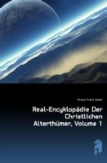 Real-Encyklopdie Der Christlichen Alterthmer, Volume 1 price comparison at Flipkart, Amazon, Crossword, Uread, Bookadda, Landmark, Homeshop18