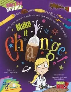 Make It Change! price comparison at Flipkart, Amazon, Crossword, Uread, Bookadda, Landmark, Homeshop18