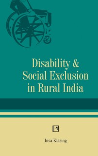 Disability And Social Exclusion In Rural India 1st  Edition price comparison at Flipkart, Amazon, Crossword, Uread, Bookadda, Landmark, Homeshop18