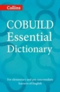 Collins Cobuild Essential English Dictionary price comparison at Flipkart, Amazon, Crossword, Uread, Bookadda, Landmark, Homeshop18