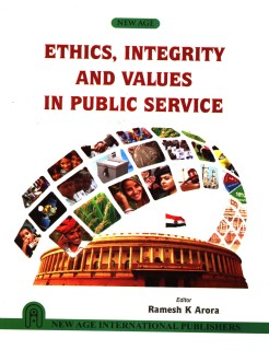 Ethics, Integrity and Values in Public Service price comparison at Flipkart, Amazon, Crossword, Uread, Bookadda, Landmark, Homeshop18