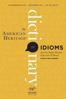 The American Heritage Dictionary of Idioms price comparison at Flipkart, Amazon, Crossword, Uread, Bookadda, Landmark, Homeshop18