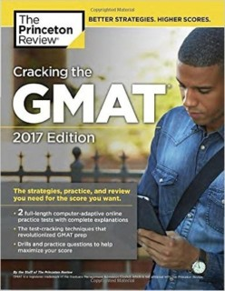 Cracking the GMAT with 2 Computer-Adaptive Practice Tests (Graduate School Test Preparation) Paperback price comparison at Flipkart, Amazon, Crossword, Uread, Bookadda, Landmark, Homeshop18