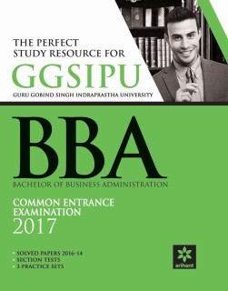 The Perfect Study Resource for - GGSIPU BBA Common Entrance Test 2017 price comparison at Flipkart, Amazon, Crossword, Uread, Bookadda, Landmark, Homeshop18
