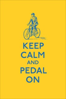 Keep Calm and Pedal On price comparison at Flipkart, Amazon, Crossword, Uread, Bookadda, Landmark, Homeshop18