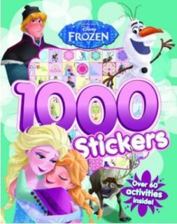 Disney Frozen 1000 Stickers price comparison at Flipkart, Amazon, Crossword, Uread, Bookadda, Landmark, Homeshop18