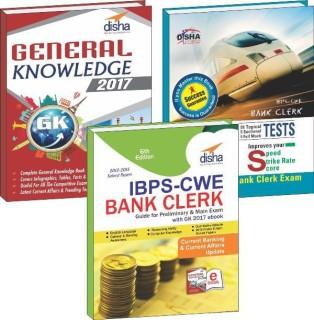 IBPS-CWE Bank Clerk 2016 Simplified (Guide + 101 Speed Tests + General Awareness 2017) 6th Edition price comparison at Flipkart, Amazon, Crossword, Uread, Bookadda, Landmark, Homeshop18