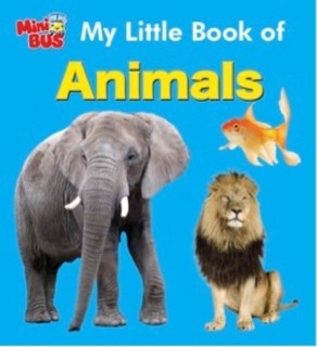 MINI BUS: MY LITTLE BOOK OF ANIMALS price comparison at Flipkart, Amazon, Crossword, Uread, Bookadda, Landmark, Homeshop18