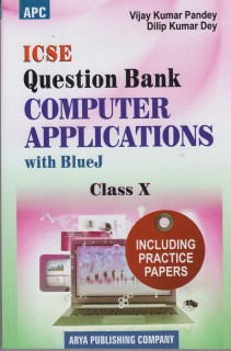 ICSE Question Bank Computer Applications with Blue J Class10 price comparison at Flipkart, Amazon, Crossword, Uread, Bookadda, Landmark, Homeshop18