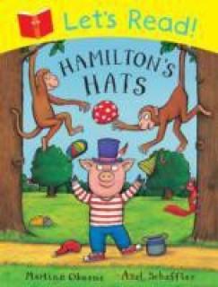 LET'S READ HAMILTON'S HAT price comparison at Flipkart, Amazon, Crossword, Uread, Bookadda, Landmark, Homeshop18