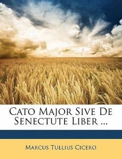 Cato Major Sive De Senectute Liber ... price comparison at Flipkart, Amazon, Crossword, Uread, Bookadda, Landmark, Homeshop18
