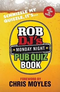 Rob DJ's Monday Night Pub Quiz Book price comparison at Flipkart, Amazon, Crossword, Uread, Bookadda, Landmark, Homeshop18
