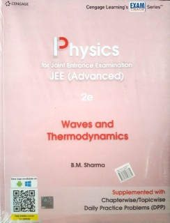 Physics for Joint Entrance Examination JEE Advanced - Waves and Thermodynamics price comparison at Flipkart, Amazon, Crossword, Uread, Bookadda, Landmark, Homeshop18