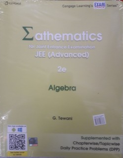 Mathematics for Joint Entrance Examination JEE Advanced : Algebra price comparison at Flipkart, Amazon, Crossword, Uread, Bookadda, Landmark, Homeshop18