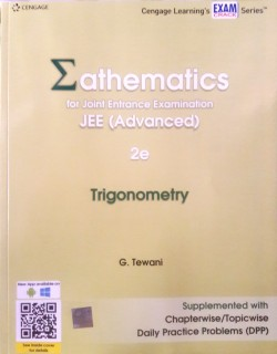Mathematics for Joint Entrance Examination JEE Advaned - Trigonometry price comparison at Flipkart, Amazon, Crossword, Uread, Bookadda, Landmark, Homeshop18