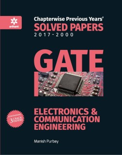 GATE - Electronics and Communication Engineering : Chapterwise Previous Years Solved Papers (2000 - 2017) First Edition price comparison at Flipkart, Amazon, Crossword, Uread, Bookadda, Landmark, Homeshop18