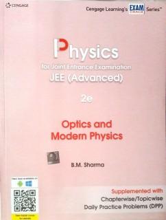 Physics for Joint Entrance Examination JEE Advanced - Optics and Modern Physics price comparison at Flipkart, Amazon, Crossword, Uread, Bookadda, Landmark, Homeshop18
