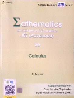Mathematics for Joint Entrance Examination JEE Advanced - Calculus price comparison at Flipkart, Amazon, Crossword, Uread, Bookadda, Landmark, Homeshop18