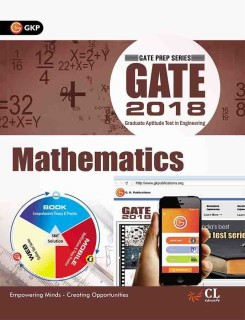GATE - Mathematics 2018 Fifteenth Edition price comparison at Flipkart, Amazon, Crossword, Uread, Bookadda, Landmark, Homeshop18