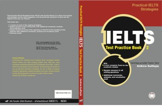 IELTS Test Practice Book 2 By Andrew Guilfoyle: Buy