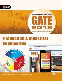 GATE - Production and Industrial Engineering 2018 First Edition price comparison at Flipkart, Amazon, Crossword, Uread, Bookadda, Landmark, Homeshop18