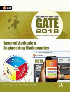 GATE - General Aptitude and Engineering Mathematics 2018 First Edition price comparison at Flipkart, Amazon, Crossword, Uread, Bookadda, Landmark, Homeshop18