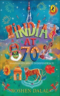 India at 70 : Snapshots Since Independence price comparison at Flipkart, Amazon, Crossword, Uread, Bookadda, Landmark, Homeshop18